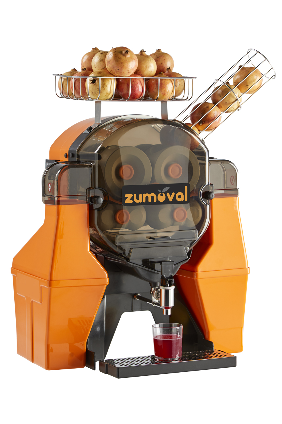 Bigbasic Zumoval Automatic Juicer Machines Orange